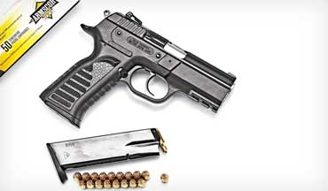 Rock Island's MAPP TCM9R explores foreign territory in the world of handguns.
