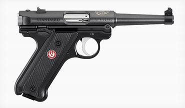 Ruger is commemorating the 70th anniversary of the Company with the release of a Limited Edition Mark IV Standard pistol.