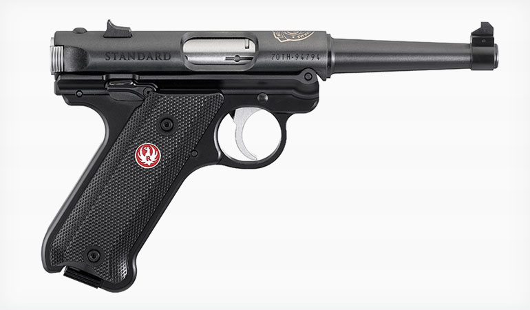 Ruger Commemorates 70th Anniversary with Limited Edition Mark IV