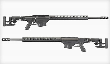 Ruger announced .300 PRC and 6.5 PRC chamberings for the Ruger Precision Rifle.