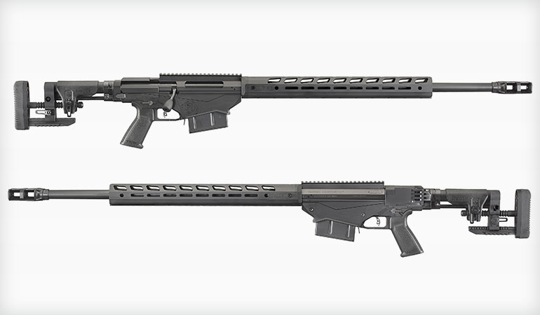 Ruger's Precision Rifle Is Now Available in  300 PRC and 6 5