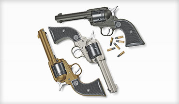 The Ruger Wrangler will no doubt become a popular and enduring choice.