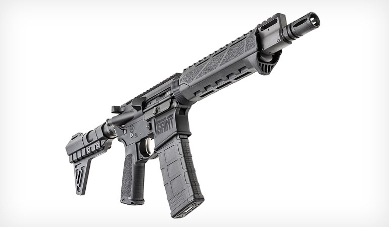 Springfield SAINT 5.56 Pistol: First Look