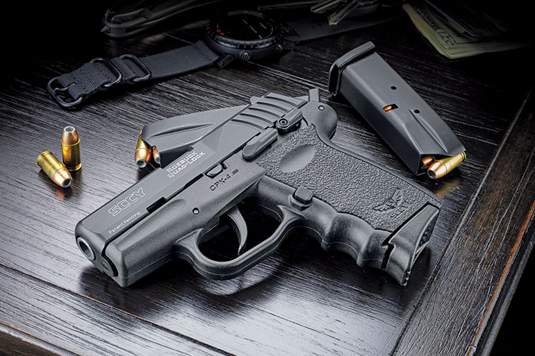 SCCY CPX-4 .380 ACP Pistol Review