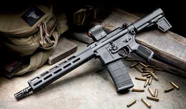 SIG Sauer's newest AR, the SIG M400 TREAD, is short, sweet and ready to serve.