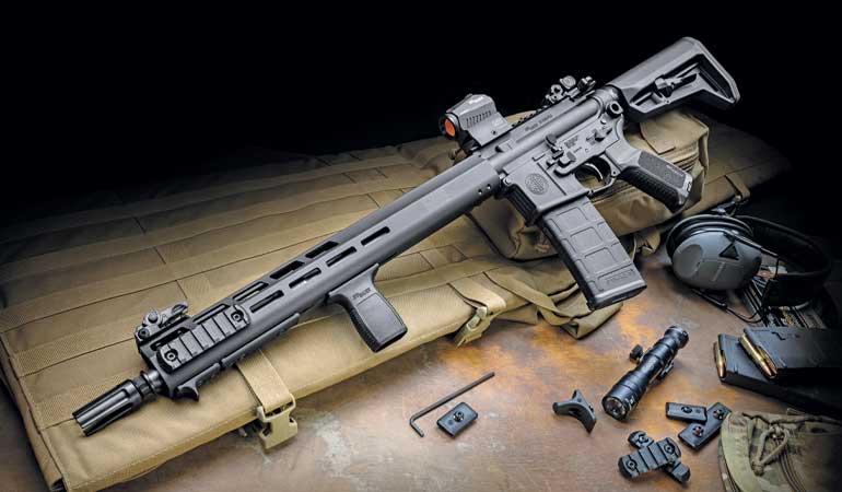 The SIG SAUER M400 Tread