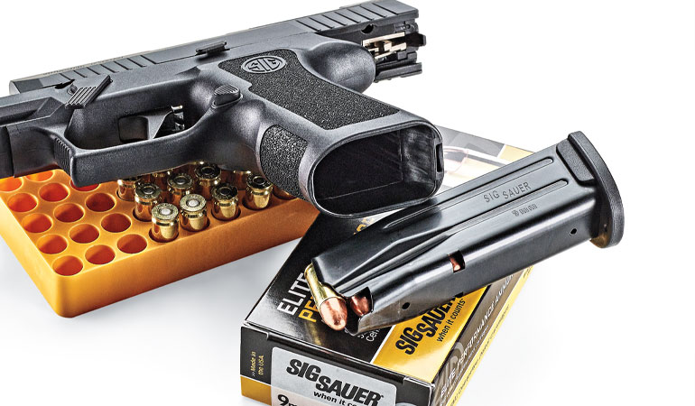 SIG Sauer P320 XCompact Review