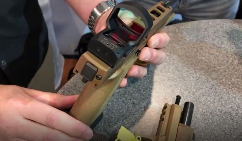 New Products from SIG Sauer Electro Optics
