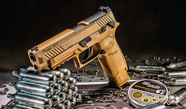 With its many innovations and usability as a personal defense trainer, the SIG P320 M17 ASP offers real benefits.