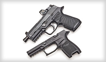 You are about to see the aftermarket for the P320 and X-Series explode as SIG Sauer works with several manufacturers to broaden a shooter's customization opportunities.