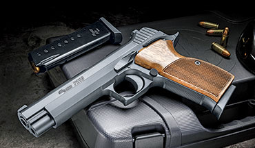The new SIG Sauer P210 is a pistol that pays homage to its antecedent and does so without losing too much of the original Swiss magic. It is well-engineered, exceedingly well-built and simply fun to shoot.