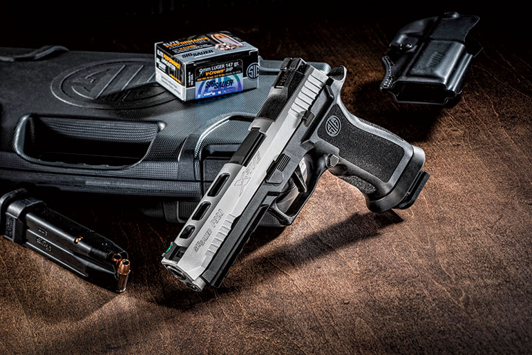 SIG P320 X-Five Pistol Review