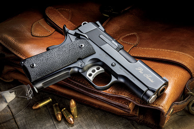 Smith & Wesson SW1911 Pro Series Review