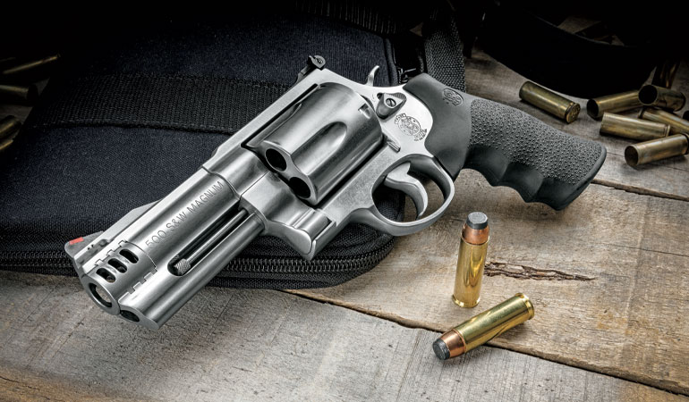 Review: Smith & Wesson Model 500 4-in.