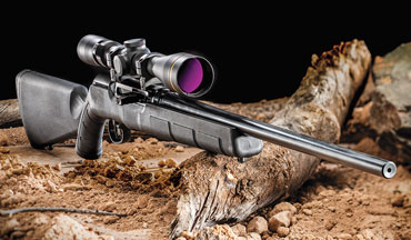 For a $300 plinker or small-game getter, the Savage A17 in .17 HM2 is a fantastic little rifle. It's lightweight, accurate, incredibly reliable and fires a flat-shooting round that's much quieter than the .17 HMR. Compared to a .22LR, the .17 HM2 crushes it in every category but price per box. Ballistically, there's no contest between the two.