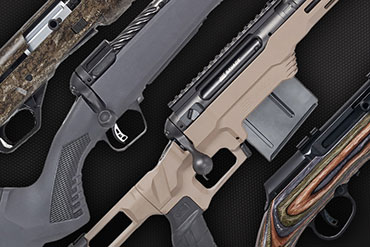 A first-look at a semi-auto rimfire, two shotguns and five bolt-action rifles from Savage Arms - all new for 2020.