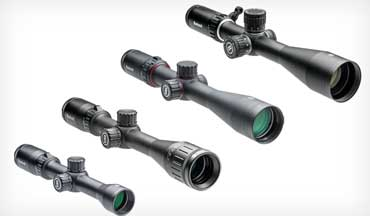 Bushnell's new line of riflescopes has something for everybody.