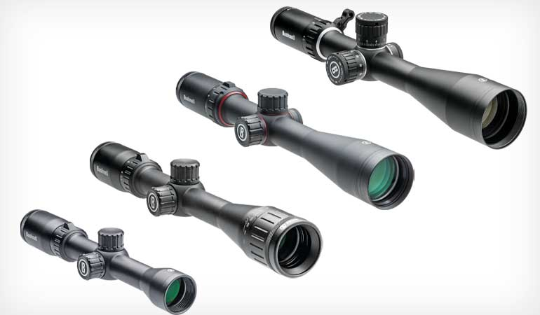 Review: Bushnell Prime, Nitro and Forge Riflescopes