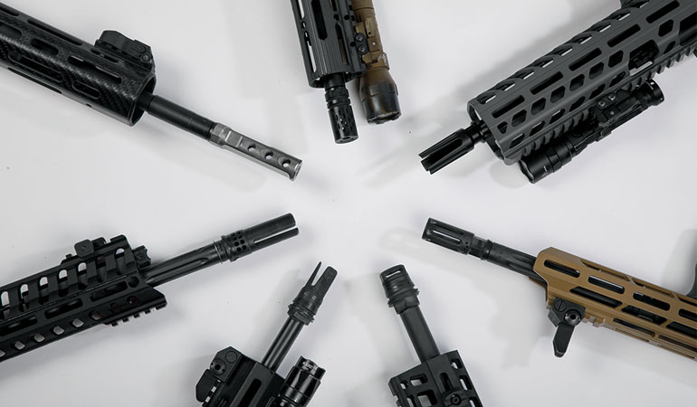 Understanding and Selecting a Muzzle Device