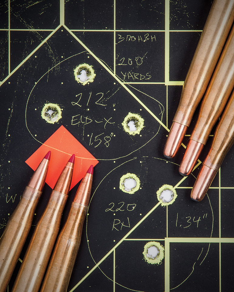 Types of Shooting Targets