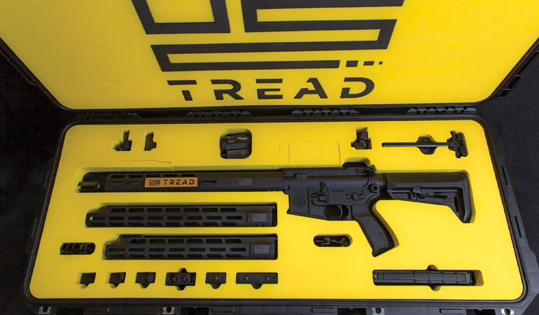 First Look: SIG Sauer's New $800 M400 TREAD
