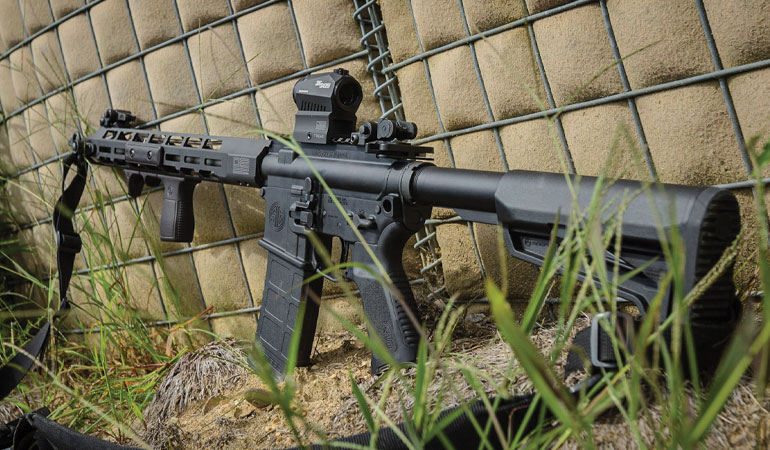 A base-model AR-15 worthy of the SIG Sauer name.