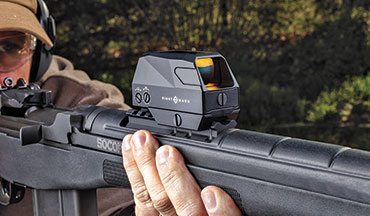 The Sightmark Volta packs a lot of technology, features and performance into an affordable package.