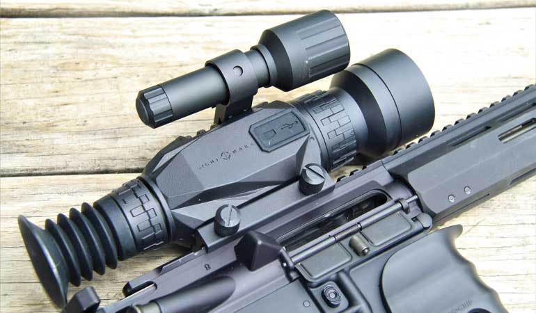 Sightmark Wraith Digital Scope 1