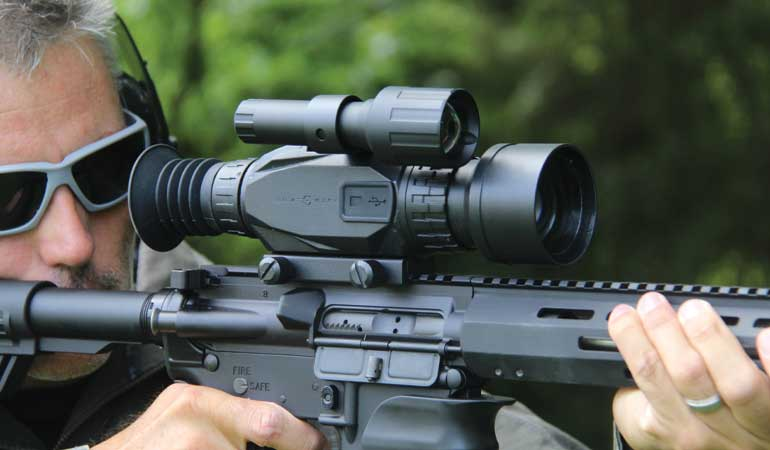 Sightmark Wraith HD 4-32x50 Digital Scope Review