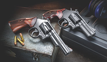 The revolver is back and, thankfully, so is the Model 19.