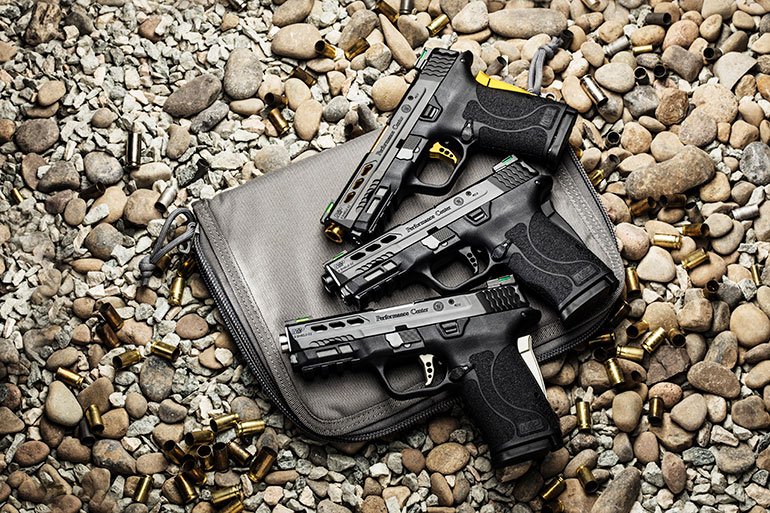 Smith & Wesson PC M&P 9 Shield EZ – First Look