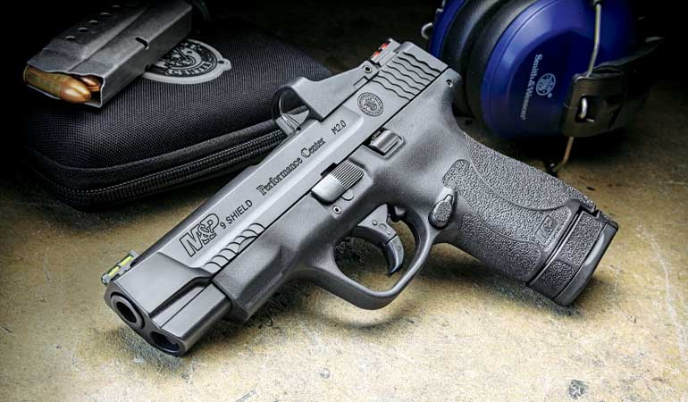 Smith & Wesson Performance Center M&P9 M2.0 Shield Review