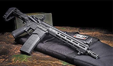 Springfield Armory's SAINT Edge Pistol may be the best AR pistol on the market.