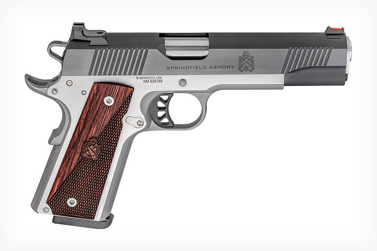 Springfield Armory Ronin 1911 Pistol in 10mm: First Look