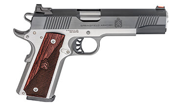 Springfield Armory is proud to introduce the Ronin 1911 in 10mm, a powerful and reliable pistol built for a lifetime of service.