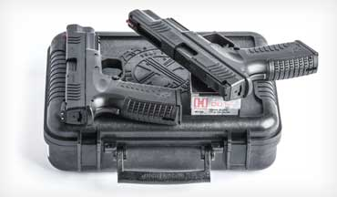 Bull-tough and obscenely accurate, the Springfield Armory XD-M 10mm pistols are great all-around sidearms.