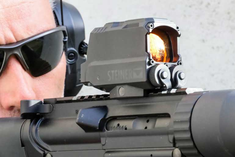 Steiner DRS 1X Red Dot Sight Review