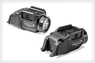 New from Streamlight is the TLR-7A, a small and mighty light offering 500-lumens of power.