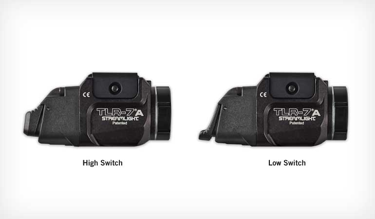 Streamlight TLR-7 A Rail-Mounted Light - First Look