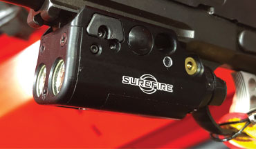 SureFire announces the rechargeable XR1, a leap forward in SureFire's ultra-compact WeaponLight series.