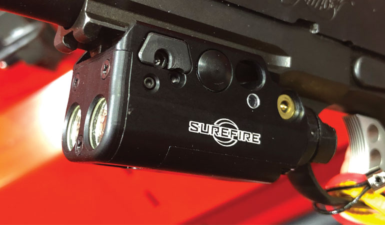 SureFire Reveals the XR1 600-Lumen Compact WeaponLight