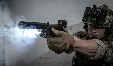 SureFire, LLC announced their new XVL2 WeaponLight and laser.