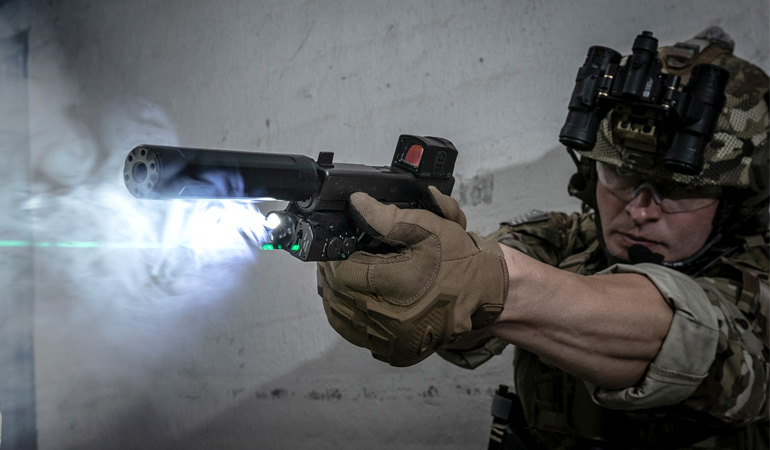 SureFire Announces NEW XVL2 Mini-IR/Vis Light/Laser