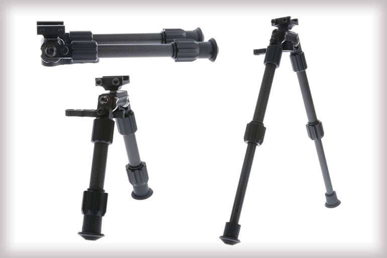 TruGlo TAC-POD Carbon Pro Bipods – First Look
