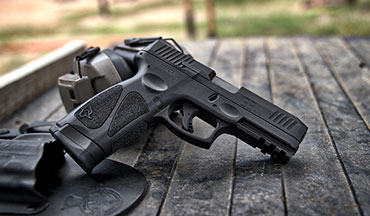 Representing the next generation in the G-series, the full-size Taurus G3 9mm semi-auto pistol has been released.