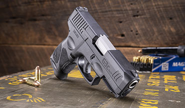 Taurus introduced the newest addition to its G-series line of semi-auto pistols, the G3c.