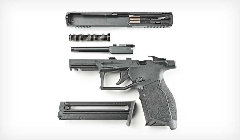 Taurus TX22 Rimfire Review