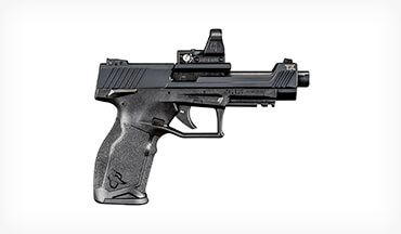 Taurus, manufacturer of defense, hunting and sport-shooting handguns, has announced the next iteration of the TaurusTX 22 semi-automatic sporting pistol. The new TaurusTX 22 Competition builds on the original TaurusTX 22 with a slide assembly engineered for optic compatibility.