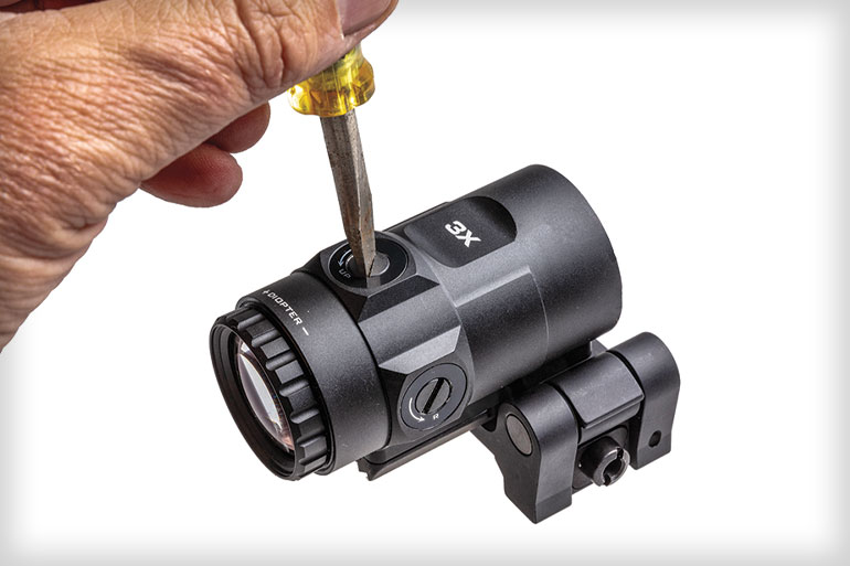 Trijicon MRO HD with 3X Magnifier