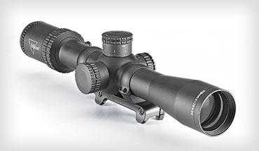 From its clarity to the usefulness of the MRAD Precision Tree reticle, the Trijicon Credo 2-10x36mmhas a host of features that standout in a crowded field.